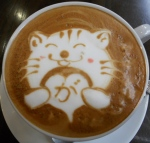 latte_art_cat_in_coffee_6